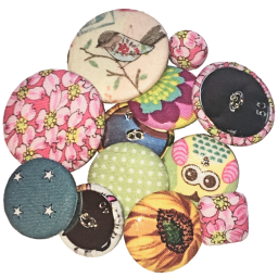 Button Layout 2 A